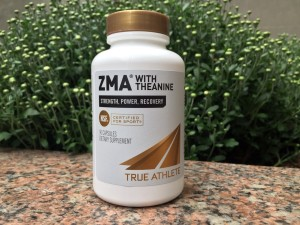 ZMA with theanine by True Athlete
