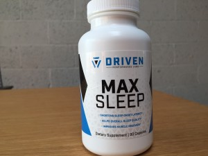 Max Sleep Review