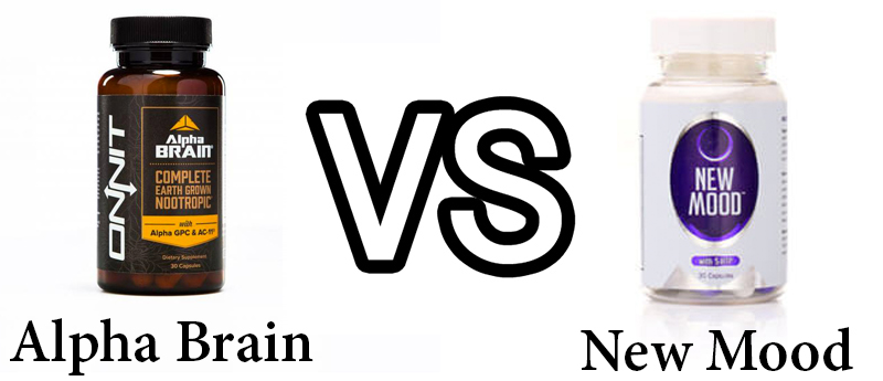 New Mood vs Alpha Brain