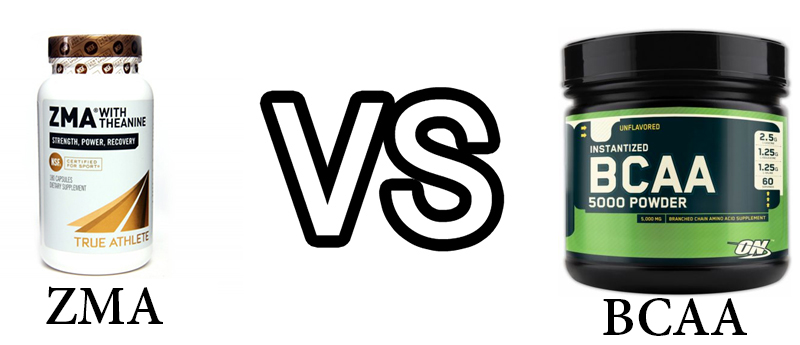 ZMA vs BCAA compared. These two sleep supplements can be used individually or together. Which one is better, and how do they stack?