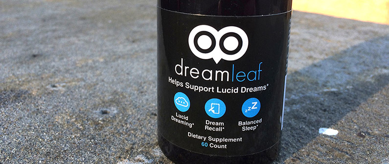 The Secret to Lucid Dreaming? Reviewing Dream Leaf - Supplement Your